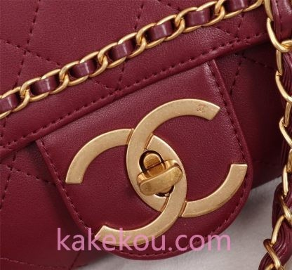 chanel バッグ チェーン